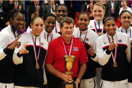 London 2012: 5 Reasons USA Is a Lock to Win Olympic Gold in Women's Basketball