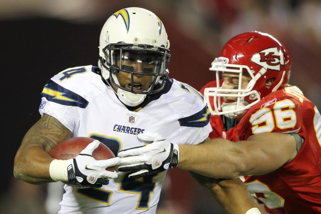 Kansas City Chiefs: 5 Players Who Could Drop Down Depth Chart in 2012