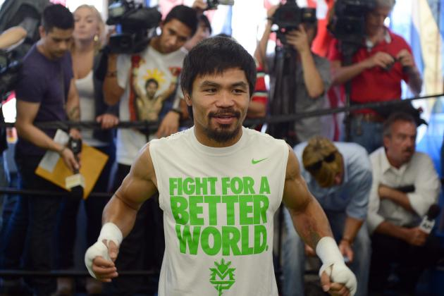 Pacquiao vs. Bradley: 5 Keys to Victory for Manny Pacquiao