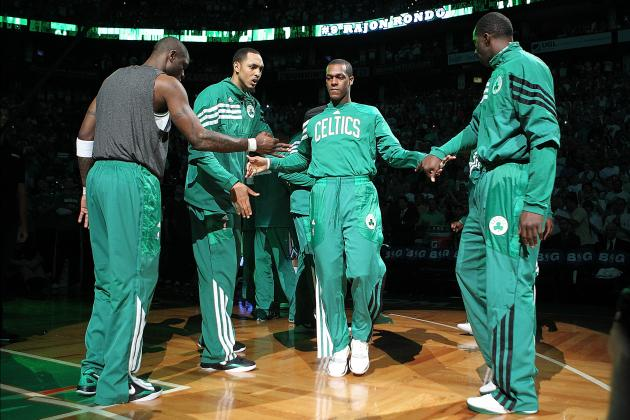 Rajon Rondo Heads List of 7 Unique NBA Players