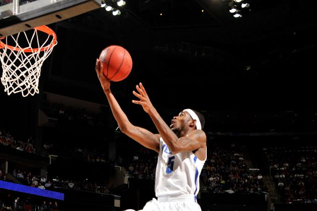 NBA Draft 2012: 5 Second-Round Options for the Washington Wizards