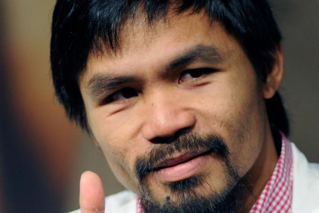 Manny Pacquiao: 5 Opponents Pacman Could Have Faced Instead of Timothy Bradley