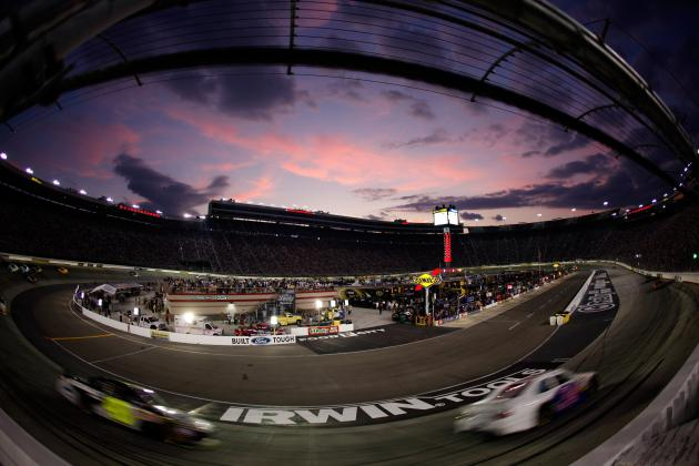 10 Most Exciting Races Left in the Sprint Cup Season