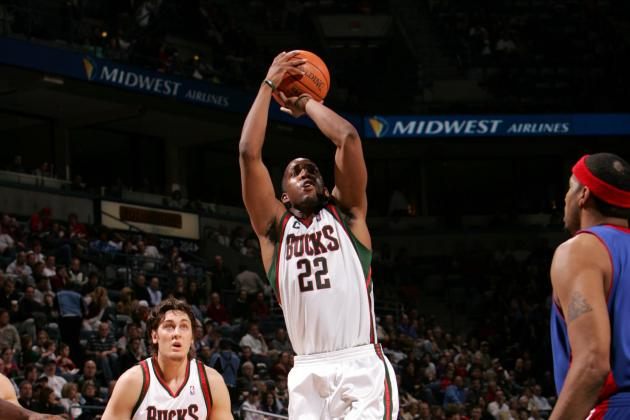 Milwaukee Bucks: 5 Best 3-Point Shooters in Franchise History