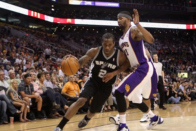 Kawhi Leonard and No-Names Who Have Become Playoff Stars
