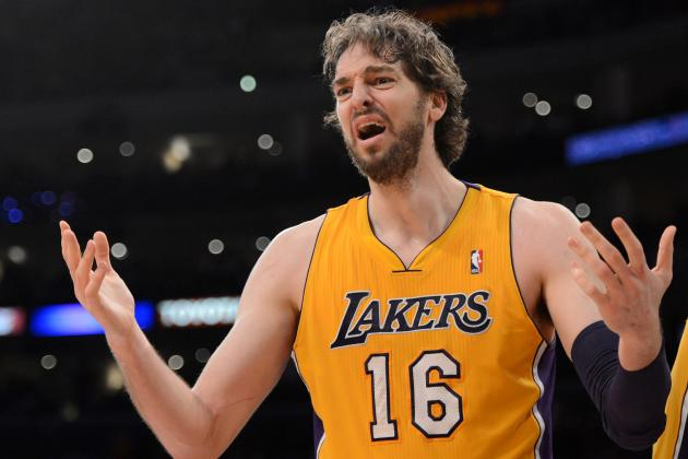 NBA Trade Rumors: 8 Realistic Pau Gasol Trades
