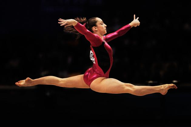 London Summer Olympics 2012: Power Ranking World's Top 10 Women's Gymnasts