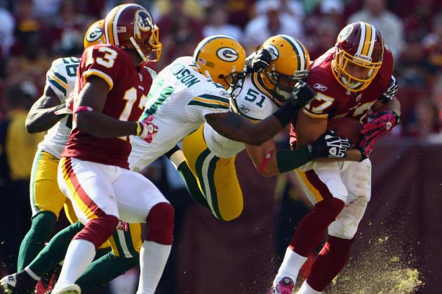Washington Redskins: 10 Veterans Who Could Be on the Bubble