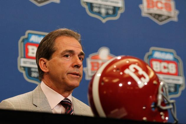 Alabama's Class of 2013: The Players Who Will Determine Nick Saban's Legacy