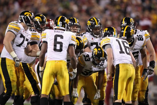 Iowa Football: 5 Biggest Offensive Issues Facing the Hawkeyes in 2012