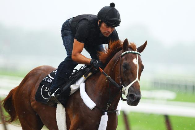 Belmont Stakes 2012: Breaking Down Odds for Every Contender