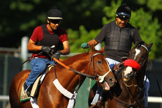 Triple Crown 2012: Breaking Down I'll Have Another's Belmont Odds