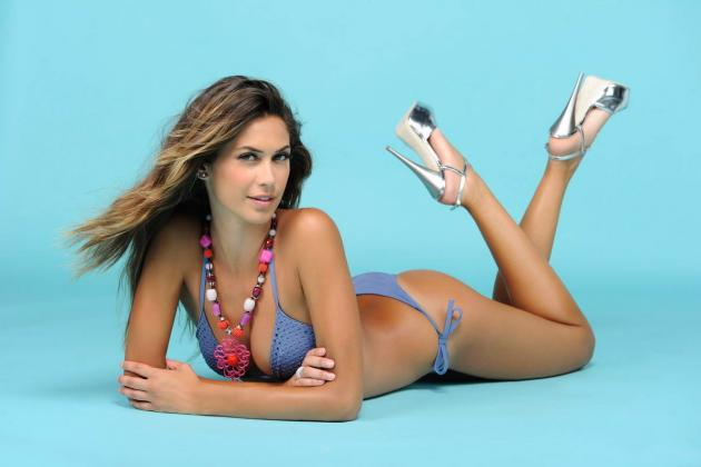 25 Hottest WAGs of Euro 2012