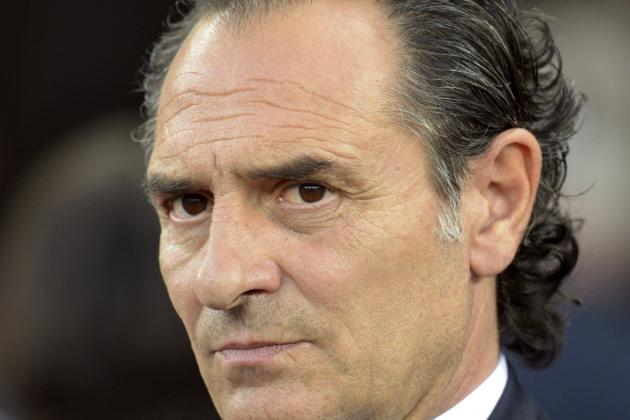Italy Euro 2012 Roster: Latest on Team's Starting 11 and More