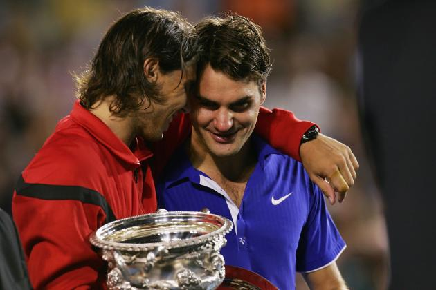 Roger Federer, Rafael Nadal and 10 All-Time Matches That Changed Tennis History