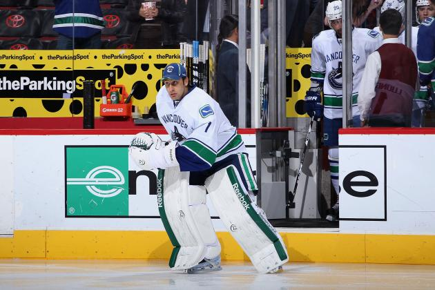 Vancouver Canucks: 7 Reasons Roberto Luongo Is in Fact Tradeable