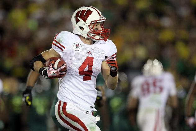 Wisconsin Football: What You Need to Know About Badgers' WR Jared Abbrederis