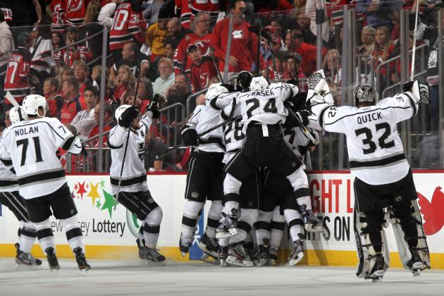 Stanley Cup Finals 2012: 3 Stars from Game 2 Between the Kings and Devils