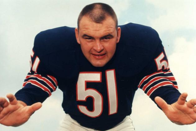 Chicago Bears: Top 10 Nastiest Players of All Time