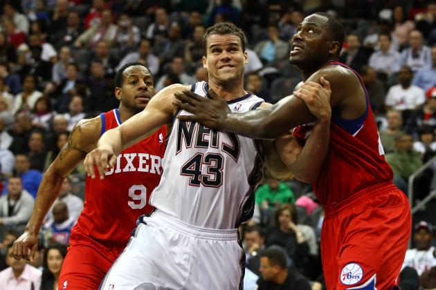 NBA Rumors: 7 Reasons Kris Humphries Will Get the 76ers over the Hump