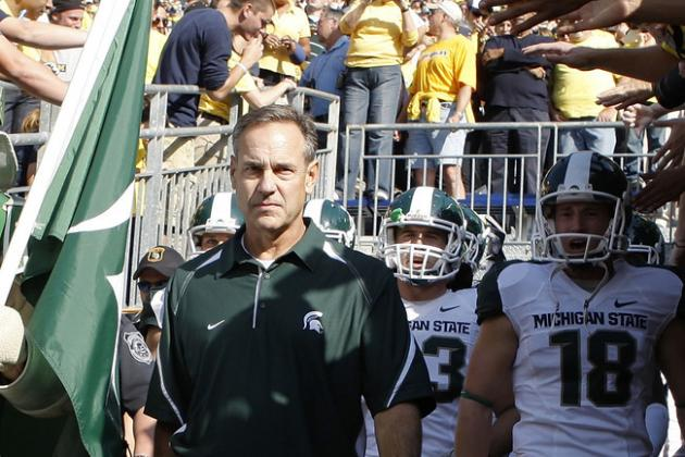 Michigan State Football: Most Memorable Plays in the Mark Dantonio Era