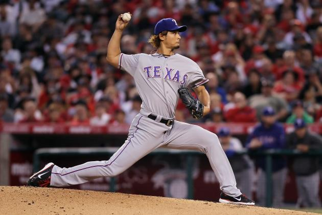Ranking the 10 Best Starting Pitchers in the AL West