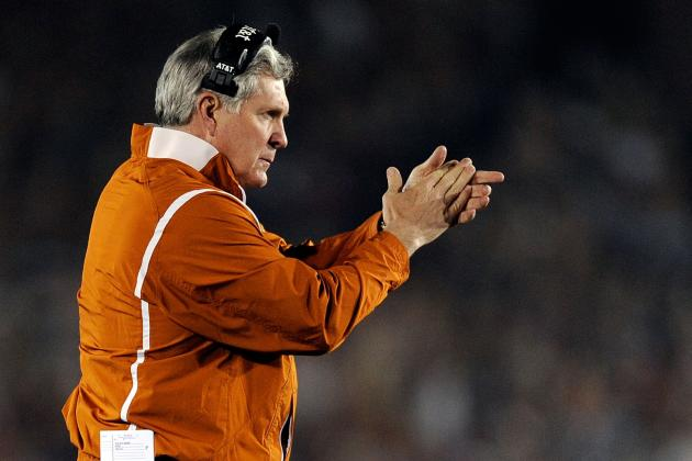 Texas Football: What Longhorns Must Do to Win Big 12 This Year