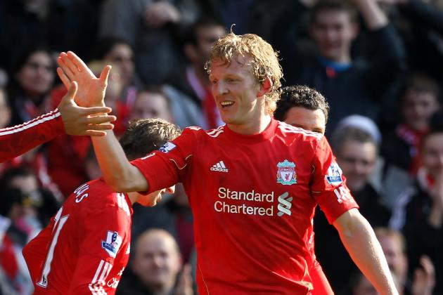 Liverpool Transfer News: Dirk Kuyt's 10 Greatest Moments as a Red