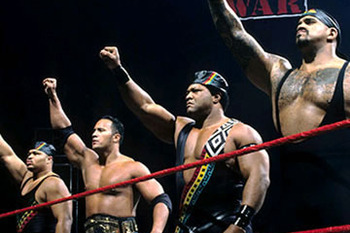 WWE History: Examining Members from the Second Incarnation Nation of Domination