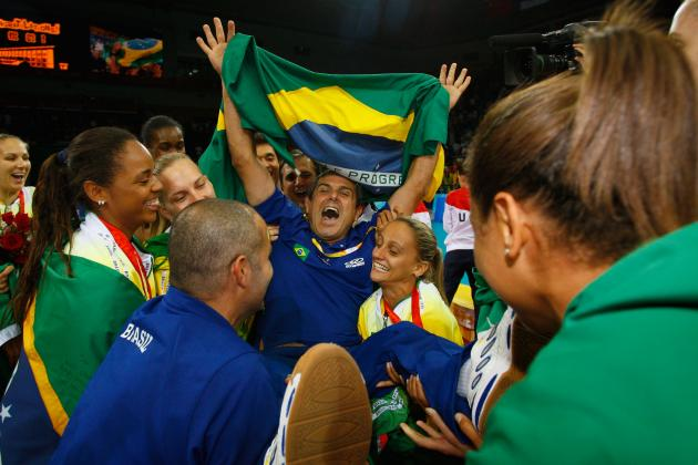 London 2012: Ranking the Best Bets to Win Olympic Gold in Women's Volleyball