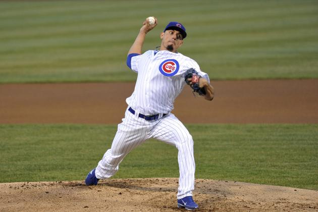New York Yankees: The Trade Proposal to Try and Land Cubs' P Matt Garza
