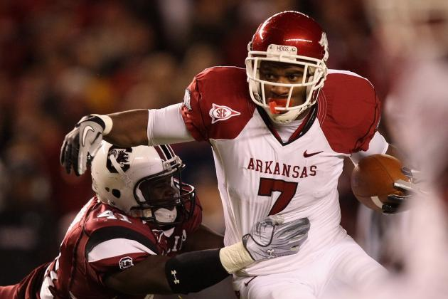 Arkansas Football: Breaking Down Odds Razorbacks Go Undefeated in 2012