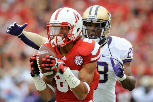 Nebraska Football: Power Ranking NU's Pass-Catching Options