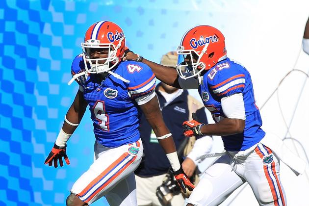 Florida Football: 5 Gators Who Will Change Florida's Lackluster Offense