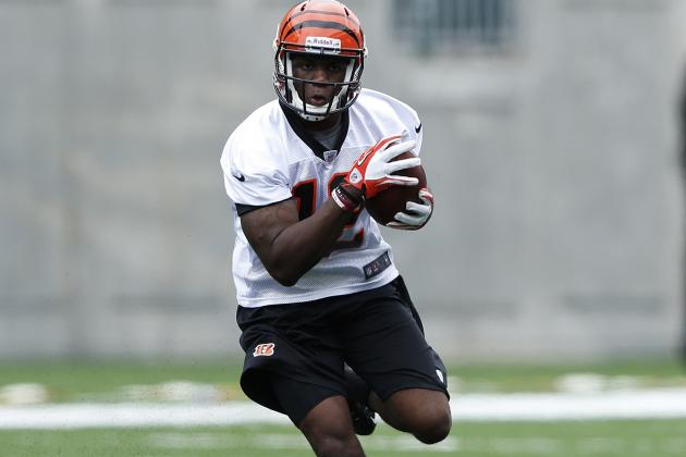 Cincinnati Bengals: How Mohamed Sanu Can Be Most Effective in 2012