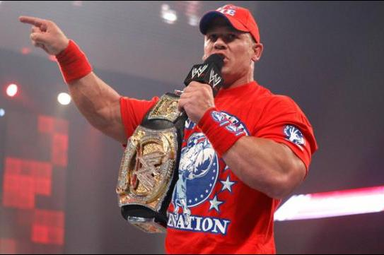 7 Reasons Why John Cena Will Always Be the Top Dog