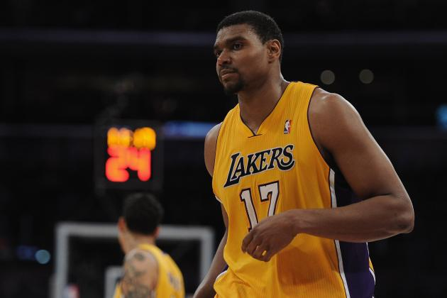 Los Angeles Lakers: 5 Realistic Trade Destinations for Andrew Bynum