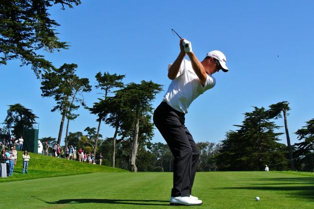 U.S. Open 2012: Power Ranking Difficulty of All 18 Holes at the Olympic Club