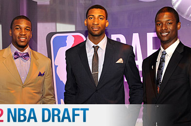 NBA Draft 2012: Post-Lottery Mock Draft