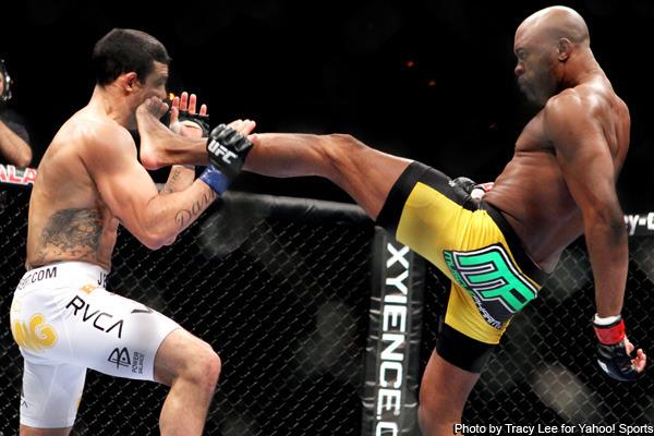 Anderson Silva, Matt Serra and More Unforgettable MMA Stories