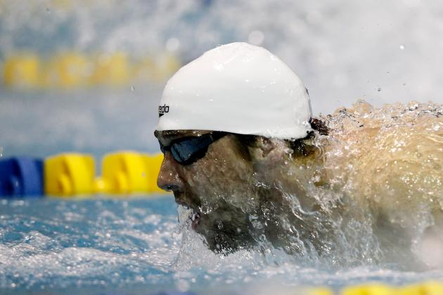Michael Phelps, Missy Franklin & What Longhorn Meet Reveals About 2012 Olympics