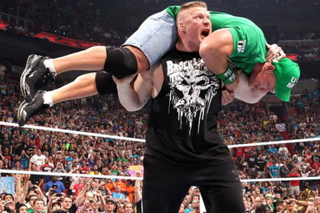 WWE: 10 Matches Brock Lesnar Will Have Before This Run Ends
