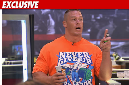 John Cena's Most Notorious TMZ Moments