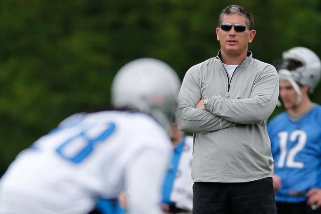 Detroit Lions: How Jim Schwartz Needs to Hold His Young Team Accountable in 2012