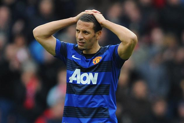5 Reasons Why Rio Ferdinand's Exclusion from Euro 2012 Is Far from