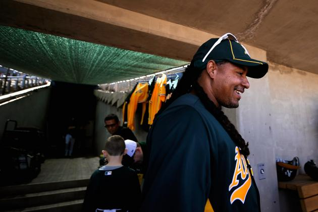 Manny Ramirez and the Most Famous Hair in Oakland A's History
