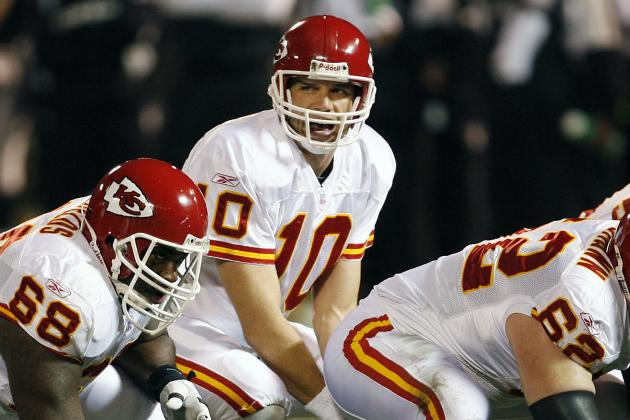 Ranking the 5 Best Quarterbacks of All Time in Kansas City Chiefs History