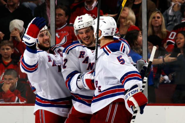 4 Reasons New York Rangers Will Be the Stanley Cup Favorites in 2012-13