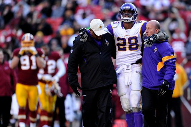 Adrian Peterson and Injured NFL Stars That Will Be Ready Week 1