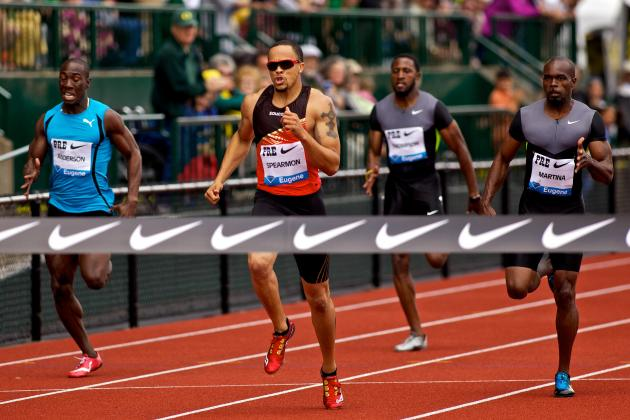 London 2012: 5 Sizzling Showings at Prefontaine Classic Suggest Great Olympics